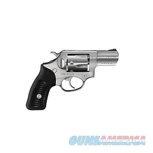 """Ruger SP101 Double-Action .38 Special 2.25"""" Stainless 5737   Guns > Pistols > Ruger Double Action Revolver > SP101 Type"""