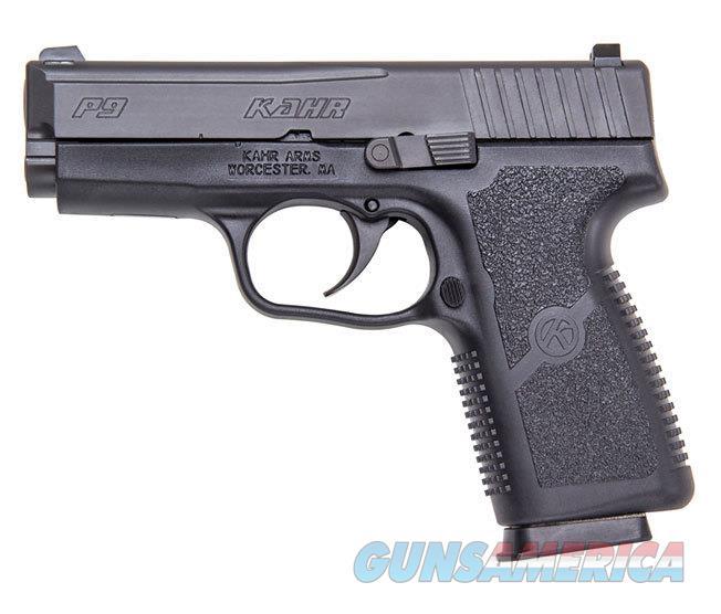 """Kahr Arms P9 9mm 3.565"""" 7 Rounds Black KP9094NA   Guns > Pistols > Kahr Pistols"""