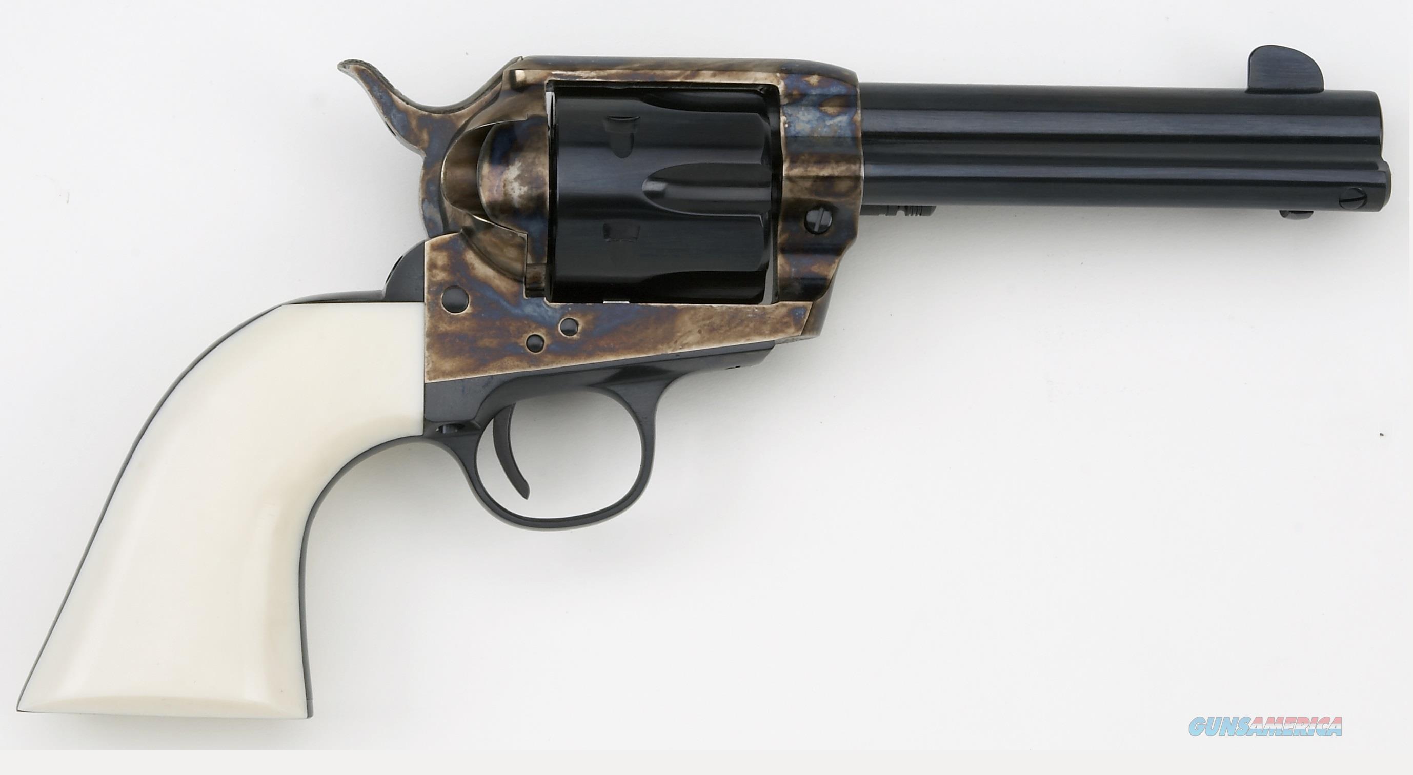 "E.M.F. 1873 GWII Deluxe Californian .45 LC 4.75"" HF45CH434NMUI   Guns > Pistols > EMF Pistols"