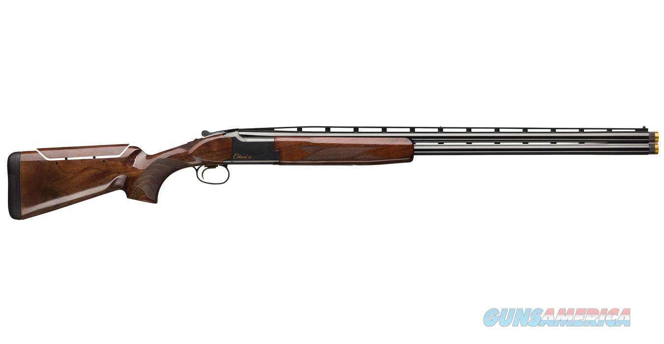 "Browning Citori CX 12 Gauge 30"" Walnut 018111303   Guns > Shotguns > Browning Shotguns > Over Unders > Citori > Hunting"