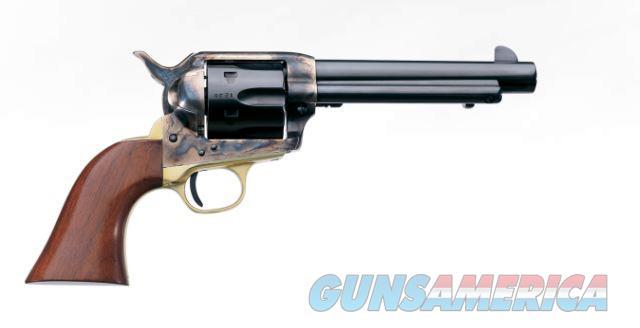 "Uberti 1873 Cattleman II Brass .44-40 Win 5.5"" 6-Shot 356310   Guns > Pistols > Uberti Pistols > Ctg."