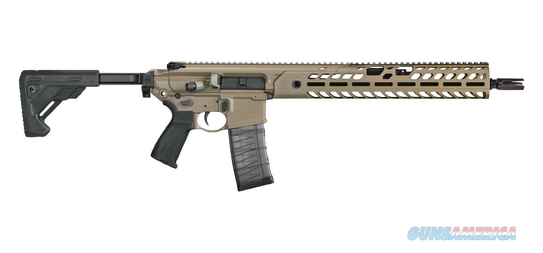 "Sig Sauer MCX Virtus Patrol FDE .300 Blackout 16"" RMCX-300B-16B-TAP-P-FDE   Guns > Rifles > Sig - Sauer/Sigarms Rifles"