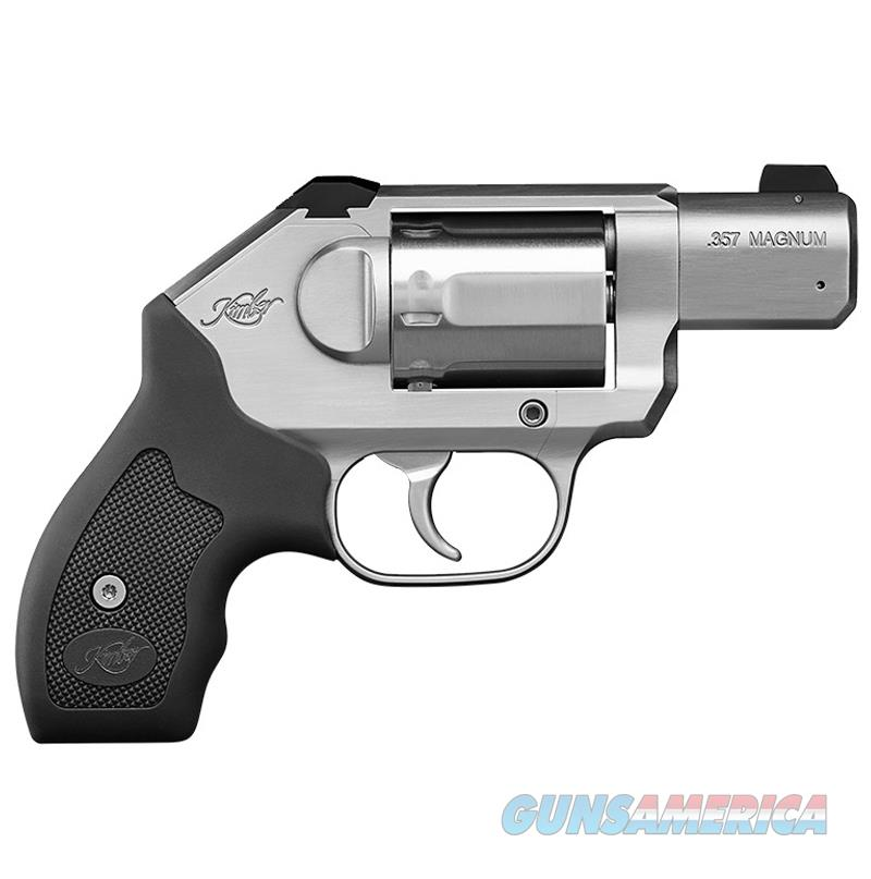 "Kimber K6s Brushed Stainless .357 Mag Night Sights 2"" 3400004  Guns > Pistols > Kimber of America Pistols > Revolvers"