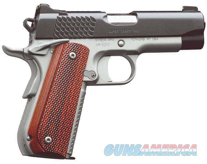 "Kimber Super Carry Pro .45 ACP 4"" 1911 8 Rds 3000247   Guns > Pistols > Kimber of America Pistols > 1911"