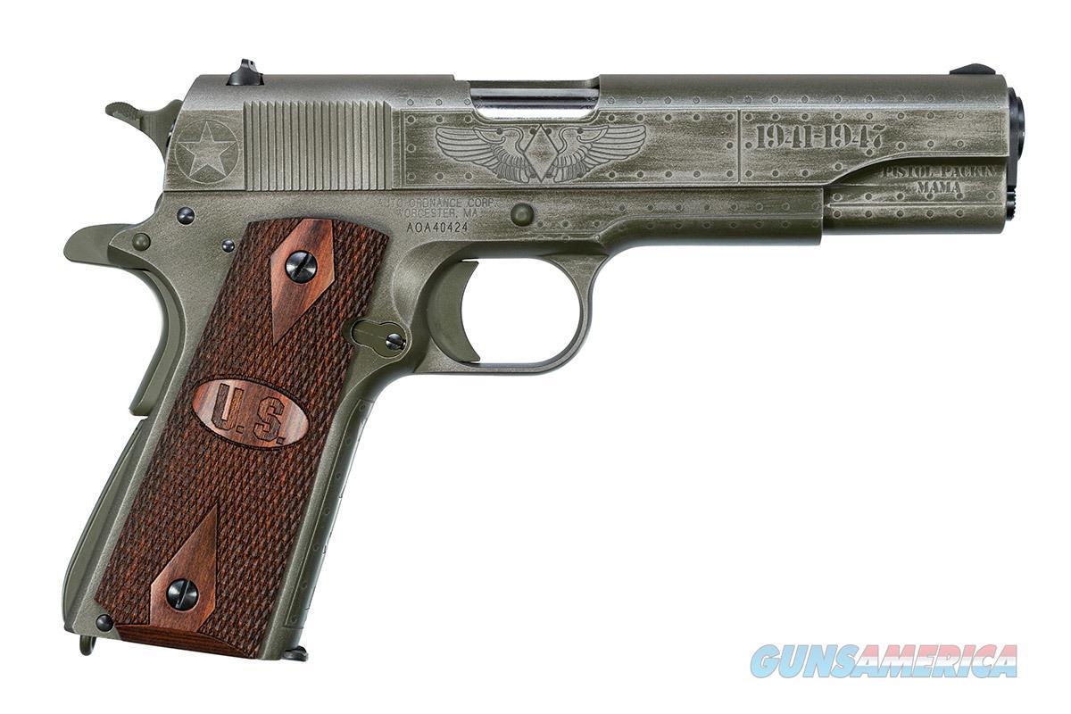 "Auto-Ordnance 1911 Fly Girls WW2 .45 ACP 5"" 7 Rds 1911BKOWC2   Guns > Pistols > Auto Ordnance Pistols"