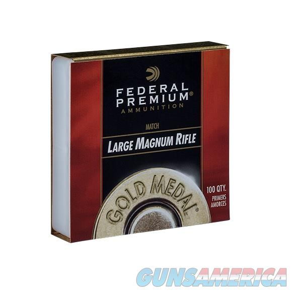 Federal 215 Gold Medal Large Magnum Rifle Primers GM215M   Non-Guns > Reloading > Components > Other