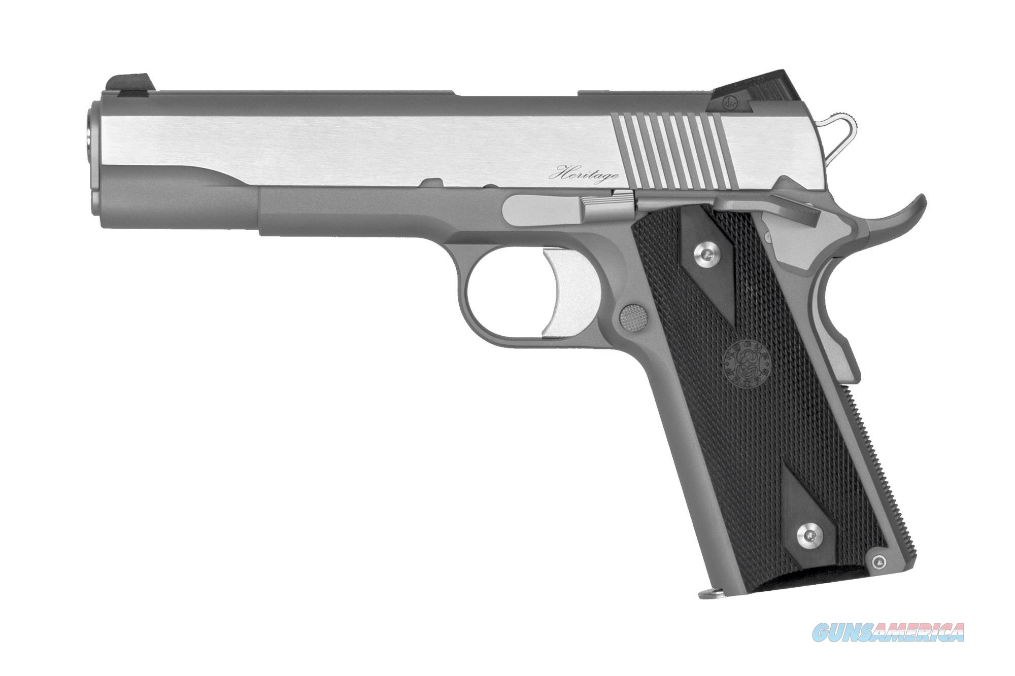 "CZ-USA Dan Wesson Heritage RZ-45 .45 ACP 5"" 8rds 01981   Guns > Pistols > Dan Wesson Pistols/Revolvers > 1911 Style"
