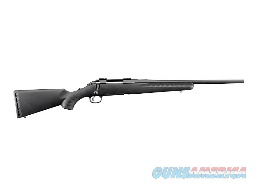 "Ruger American Compact/Youth Black Synthetic 18.5"" .243 Win 6908  Guns > Rifles > Ruger Rifles > American Rifle"