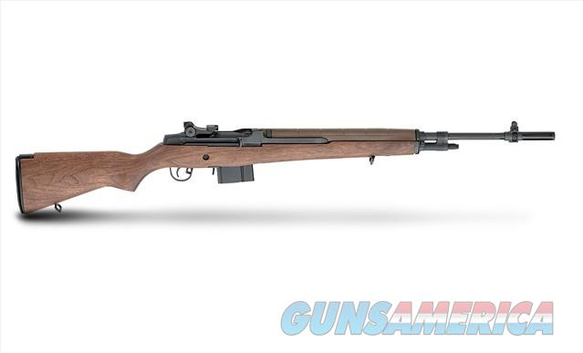 Springfield M1A National Match Walnut .308 Win. NA9102  Guns > Rifles > Springfield Armory Rifles > M1A/M14
