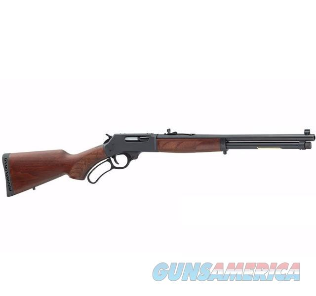"""HENRY LEVER ACTION STEEL .45-70 GOV'T 18.43"""" H010  Guns > Rifles > Henry Rifle Company"""