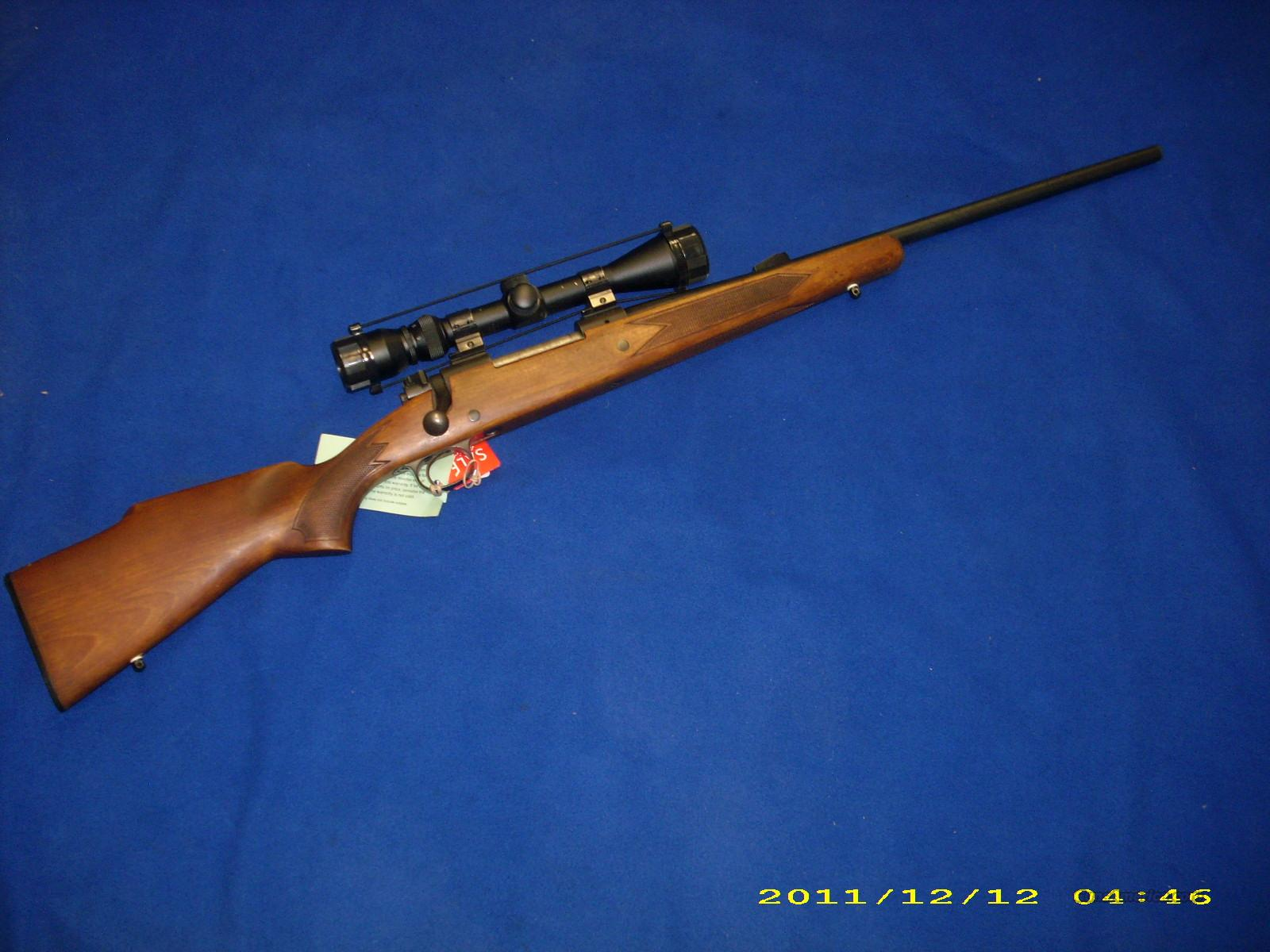 Winchester 670A 30-06   Guns > Rifles > Winchester Rifles - Modern Bolt/Auto/Single > Other Bolt Action