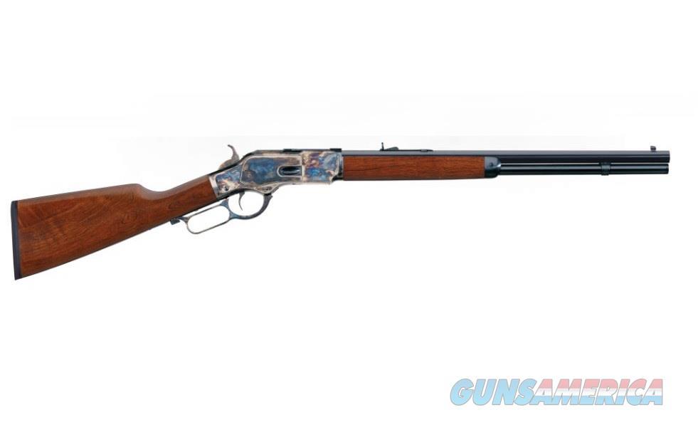 "Uberti 1873 Competition Rifle .45 Colt 20"" Octagon 342900   Guns > Rifles > Uberti Rifles > Lever Action"