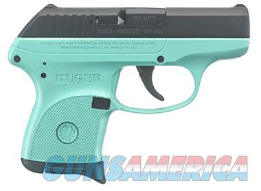 "Ruger LCP .380 ACP TALO Turquoise 2.75"" 6 Rds 3746   Guns > Pistols > Ruger Semi-Auto Pistols > LCP"