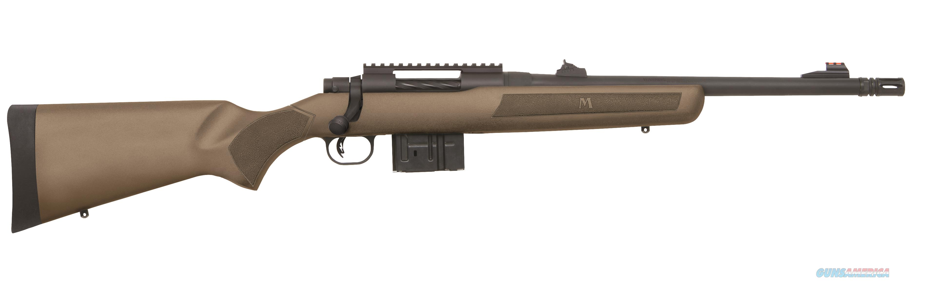 "Mossberg MVP Patrol Rifle TAN 308 WIN 16.25"" 27742  Guns > Rifles > Mossberg Rifles > MVP"