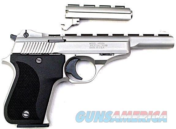 Phoenix Arms HP22A .22 LR Deluxe Range Kit Nickel DLXRM22003  Guns > Pistols > Phoenix Pistols