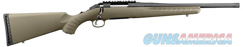 "Ruger American Ranch FDE 16"" Threaded Barrel 300 Blackout 6968  Guns > Rifles > Ruger Rifles > American Rifle"