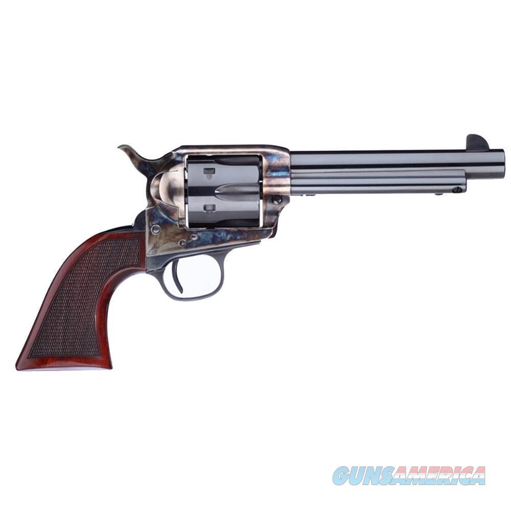 "Taylor's & Co. / Uberti Short Stroke Smoke Wagon .357 Mag 5.5"" REV556205DE   Guns > Pistols > Taylors & Co. Pistols > Percussion"