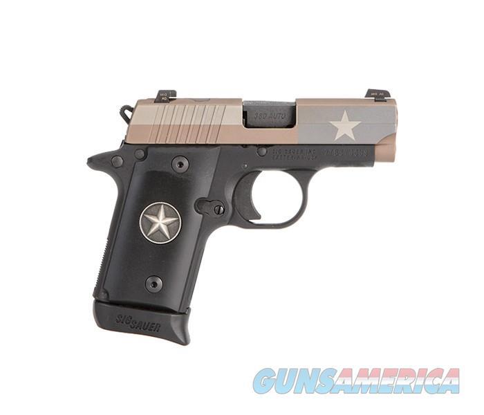"Sig Sauer P238 Texas Flag .380 ACP 2.7"" 238-380-TXF   Guns > Pistols > Sig - Sauer/Sigarms Pistols > P238"
