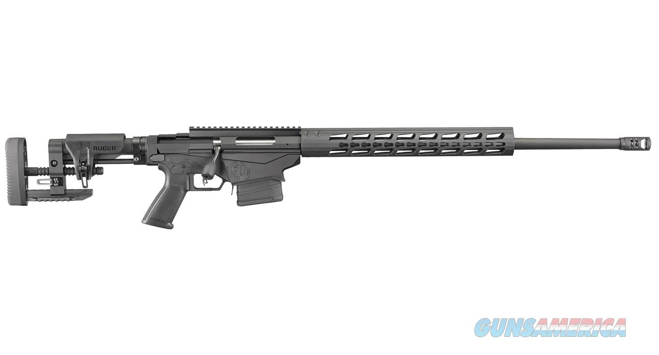 "Ruger Precision Rifle 20"" .308 Winchester 18004  Guns > Rifles > Ruger Rifles > Precision Rifle Series"