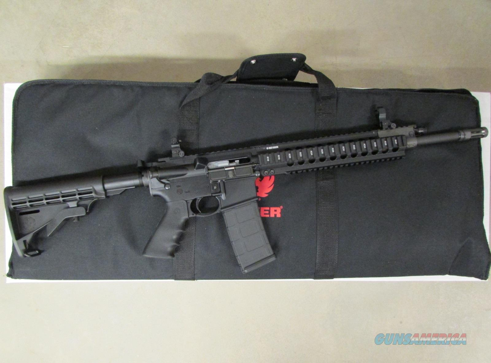Ruger Sr 556 Collapsible Stock Ar 15 5 56 Nato For Sale