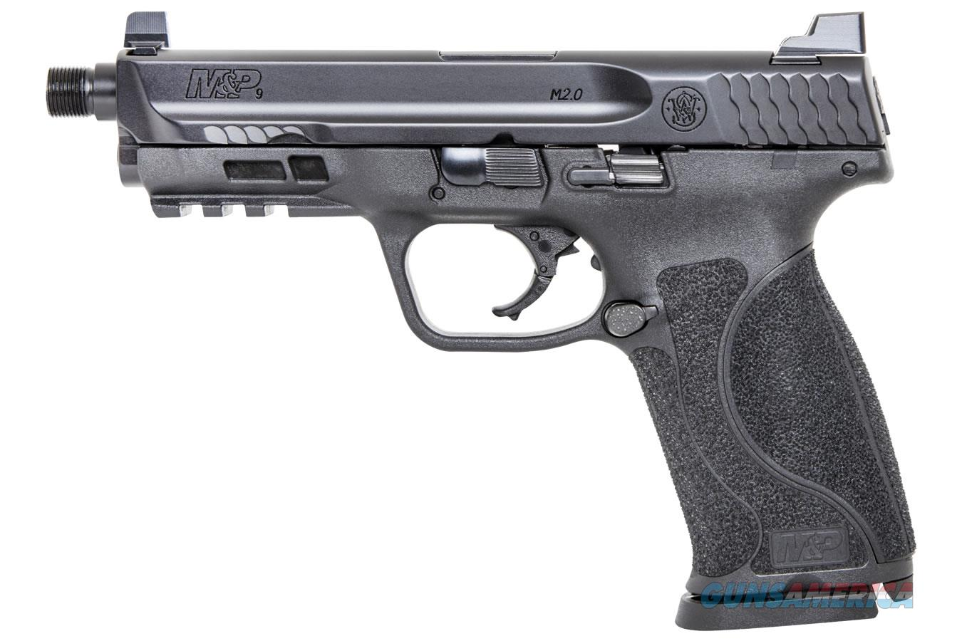 """Smith & Wesson M&P9 M2.0 9mm 4.6"""" Threaded 11770  Guns > Pistols > Smith & Wesson Pistols - Autos > Polymer Frame"""