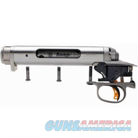 SAVAGE ARMS STAINLESS DUAL PORT TARGET ACTION .308 BOLT 18637  Guns > Rifles > Savage Rifles > Accutrigger Models > Sporting