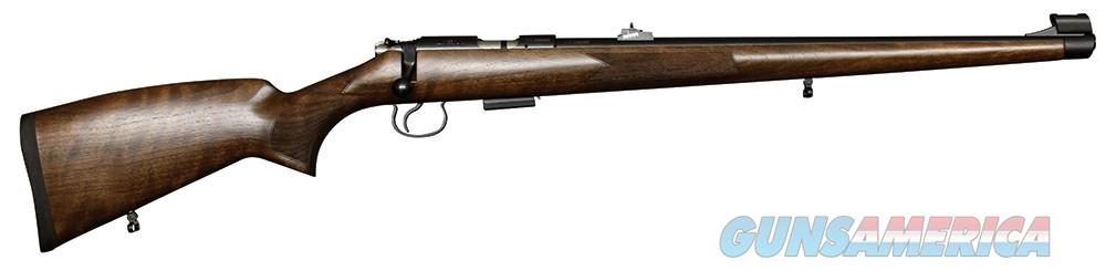 CZ-USA CZ 455 FS Walnut Mannlicher Stock .22 LR 02105  Guns > Rifles > CZ Rifles