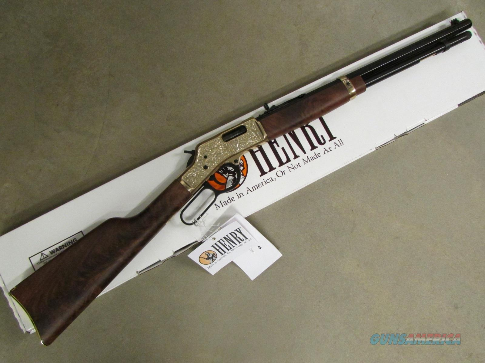 Henry Big Boy Deluxe II Lever-Action .357 Magnum  Guns > Rifles > Henry Rifle Company