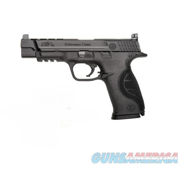 "Smith & Wesson M&P40 PC Ported .40 S&W 5"" 10100  Guns > Pistols > Smith & Wesson Pistols - Autos > Polymer Frame"