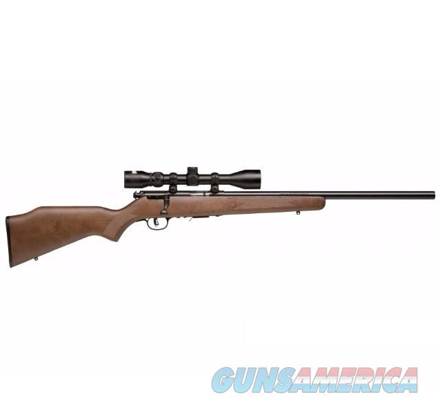 Savage 93R17GVXP Accu-Trigger .22 LR with 3-9 Scope 96222  Guns > Rifles > Savage Rifles > Accutrigger Models > Sporting