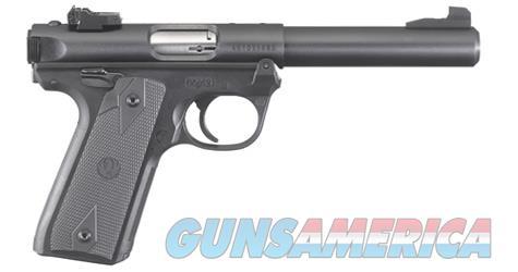 "Ruger Mark IV 22/45 .22 LR 5.50"" Barrel 10 Rds 40107   Guns > Pistols > Ruger Semi-Auto Pistols > 22/45"