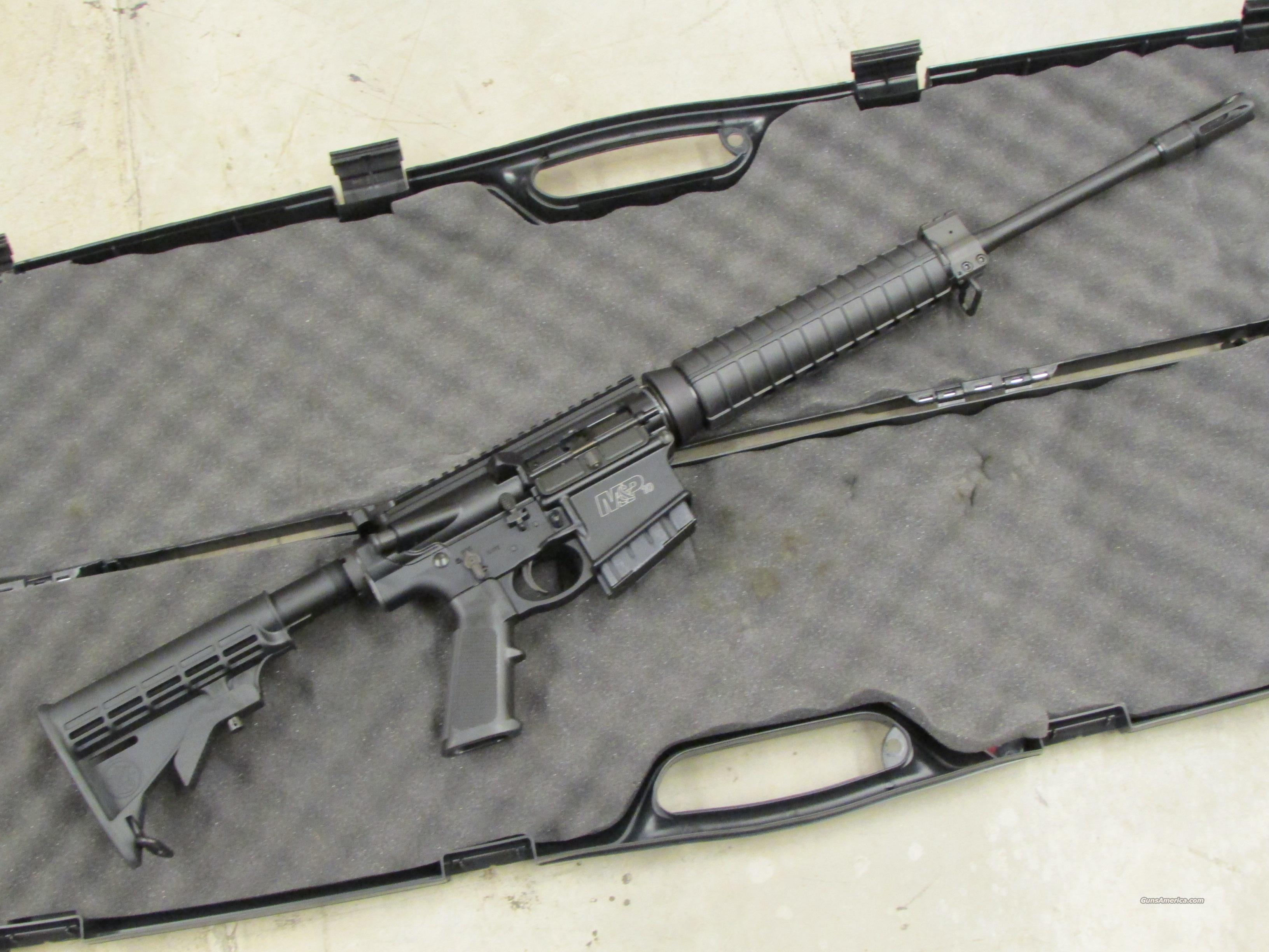 Smith & Wesson AR-10 .308 WIN  Guns > Rifles > Smith & Wesson Rifles > M&P