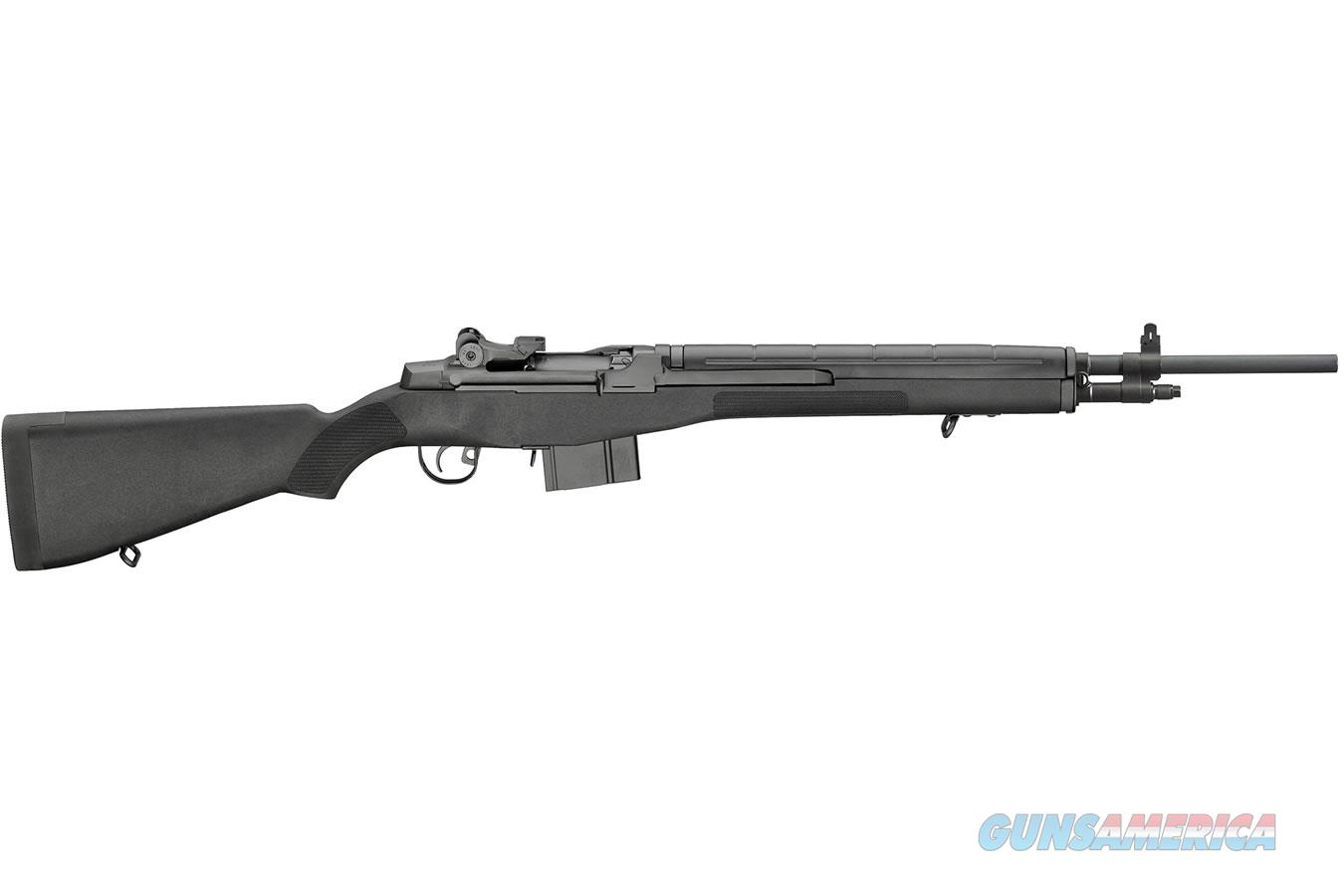 "Springfield M1A Loaded 7.62 NATO 22"" Black NY Compliant MA9226NT   Guns > Rifles > Springfield Armory Rifles > M1A/M14"