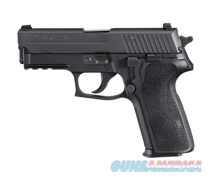 "Sig Sauer P229 Nitron Compact .40 S&W 3.9"" E29R-40-BSS  Guns > Pistols > Sig - Sauer/Sigarms Pistols > P229"
