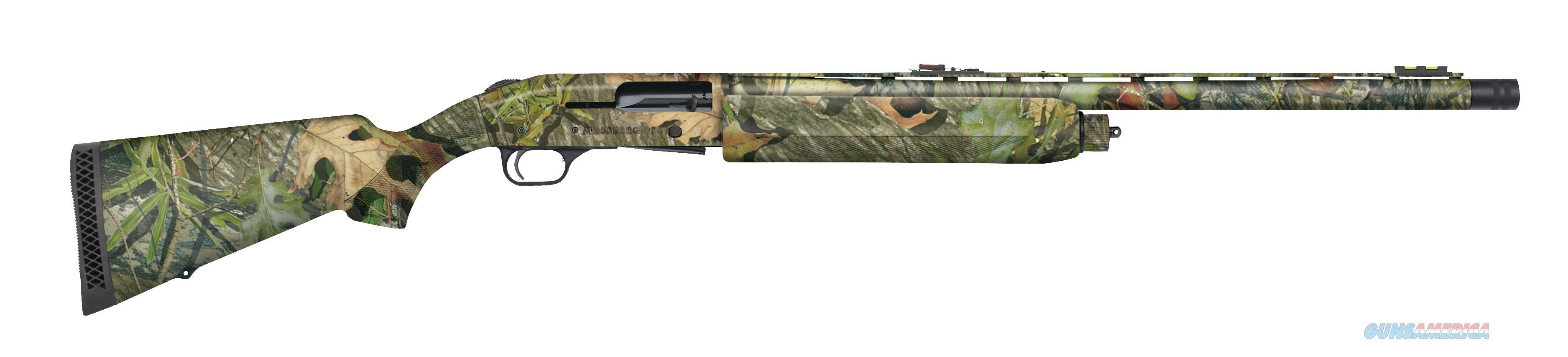 "Mossberg 930 Turkey 12 Gauge 24"" 5 Rounds MOOB 85222   Guns > Shotguns > Mossberg Shotguns > Autoloaders"