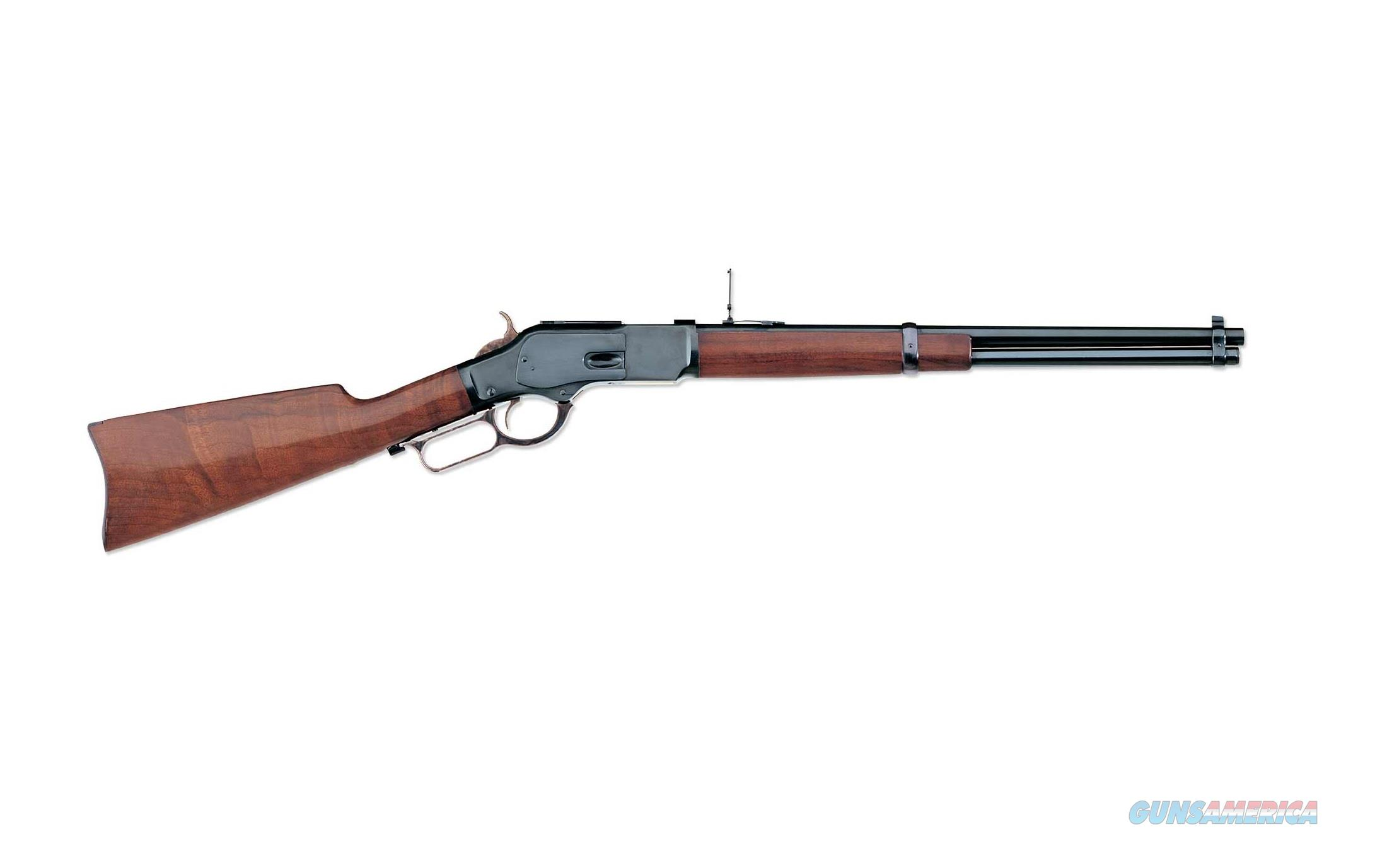 "Uberti 1873 Carbine 19"" Blued Lever-Action .44-40 Win. 342400  Guns > Rifles > Uberti Rifles > Lever Action"