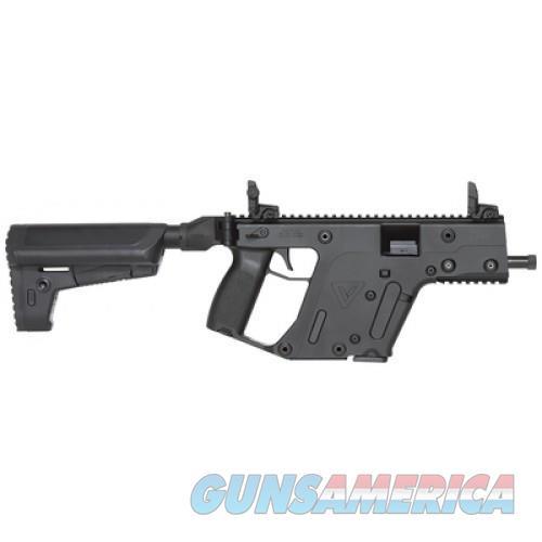 KRISS VECTOR GEN II SBR 9mm LUGER BLACK KV90-SBL20  Guns > Rifles > Class 3 Rifles > Class 3 Subguns