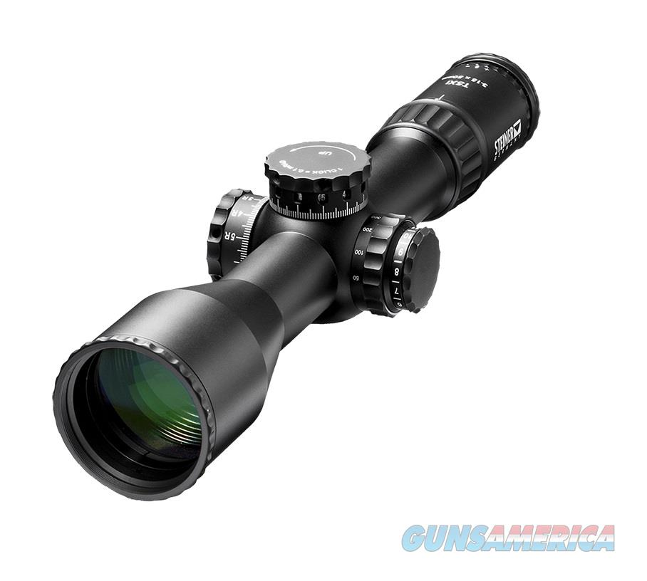 STEINER T5Xi TACTICAL 3-15X50 SCR 34mm SCOPE SKU: 5112  Non-Guns > Scopes/Mounts/Rings & Optics > Rifle Scopes > Fixed Focal Length