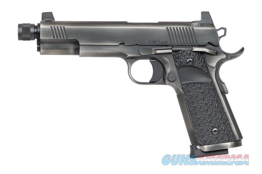 "Dan Wesson Wraith 10mm Distressed Duty 5.75"" TB Night Sights 01848   Guns > Pistols > Dan Wesson Pistols/Revolvers > 1911 Style"