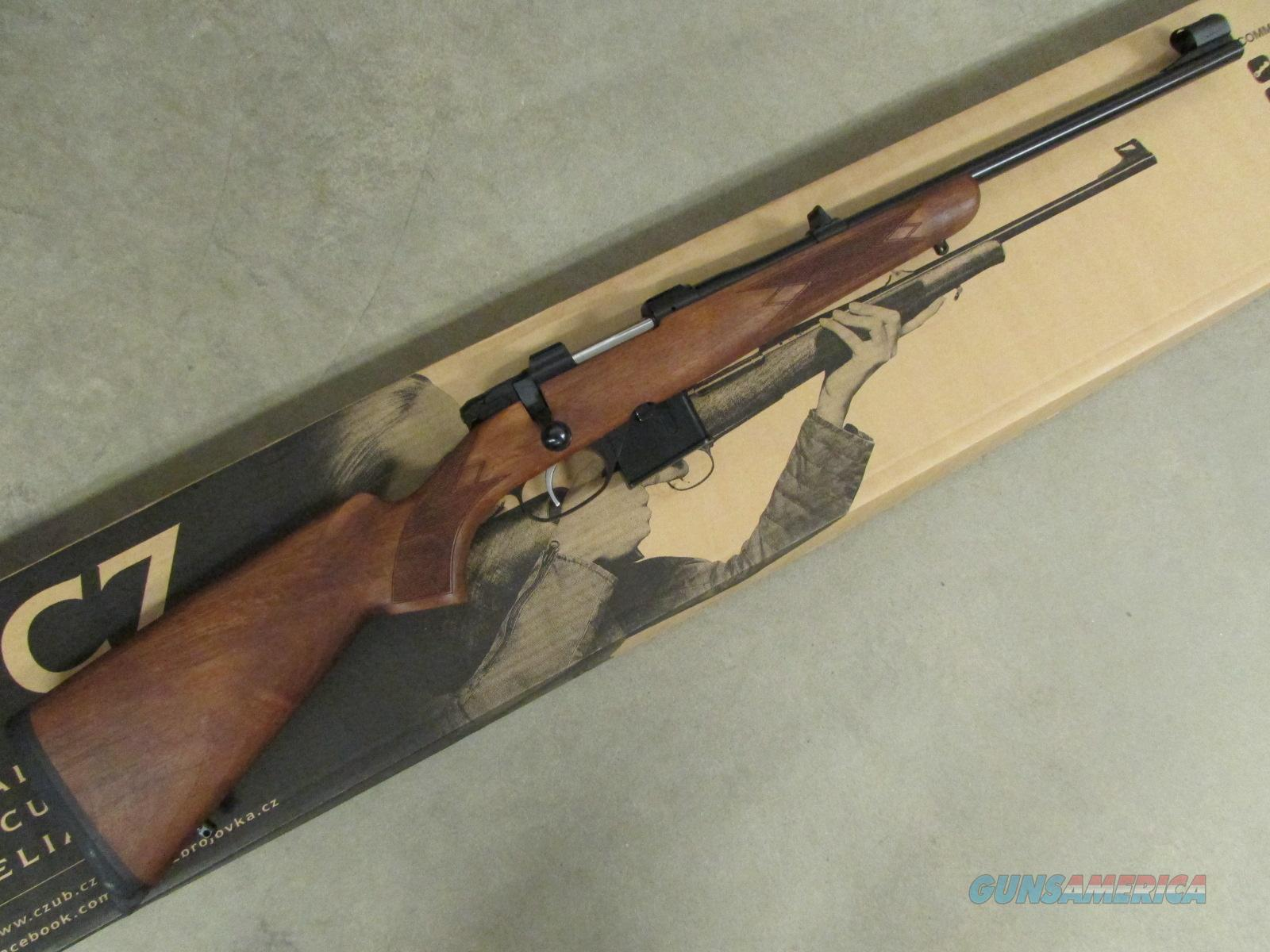 "CZ 527 Youth Carbine 18.5"" Turkish Walnut 7.62x39mm 03058  Guns > Rifles > CZ Rifles"