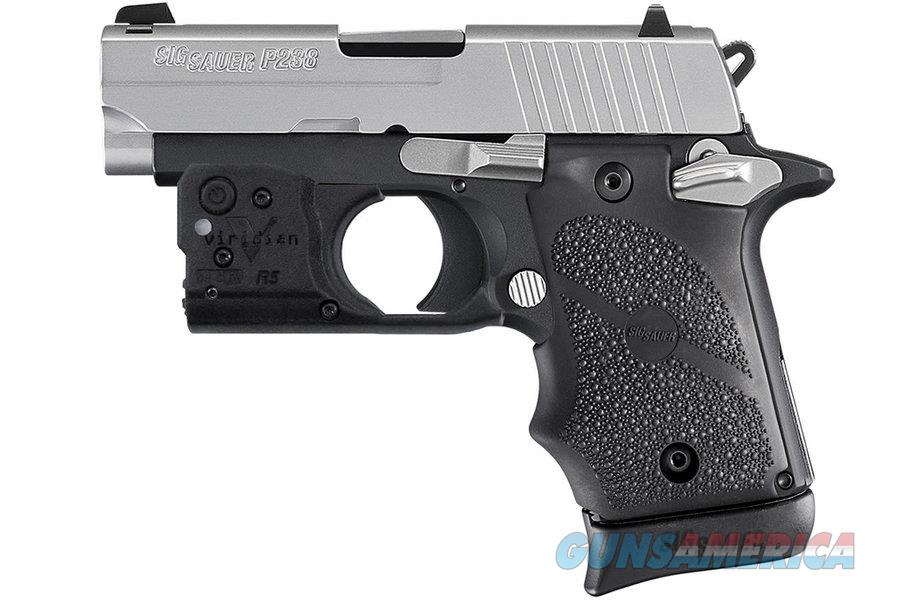 "Sig Sauer P238 Two-Tone w/Viridian Laser .380 ACP 2.7"" 238-380-T-VRL   Guns > Pistols > Sig - Sauer/Sigarms Pistols > P238"