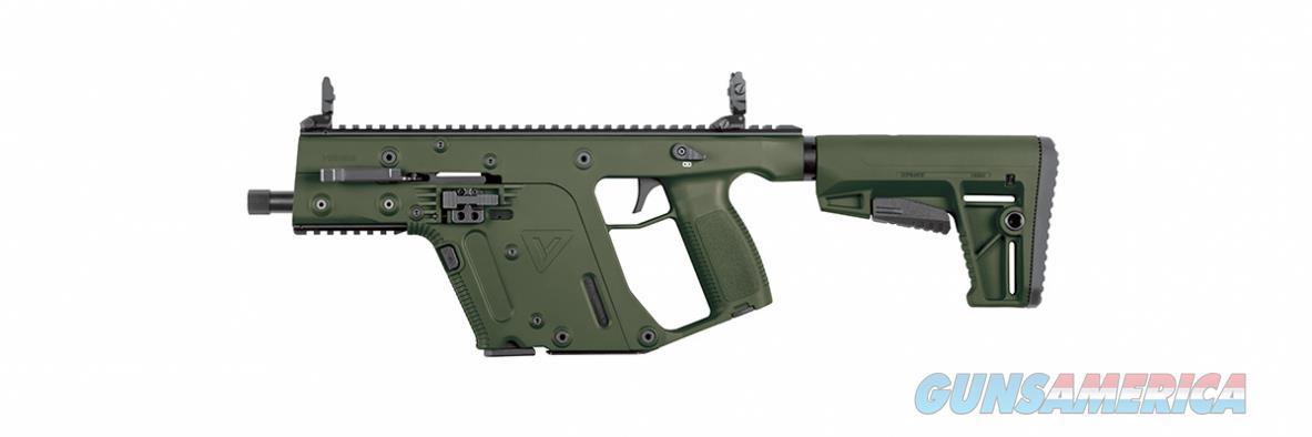 KRISS Vector Gen II SBR .45 ACP OD Green KV45-SGR20  Guns > Rifles > Class 3 Rifles > Class 3 Subguns
