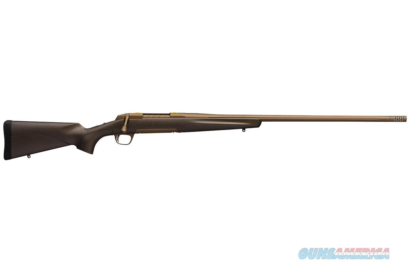 "Browning X-Bolt Pro Long Range 6.5 Creedmoor 26"" Bronze 035443282  Guns > Rifles > Browning Rifles > Bolt Action > Hunting > Blue"