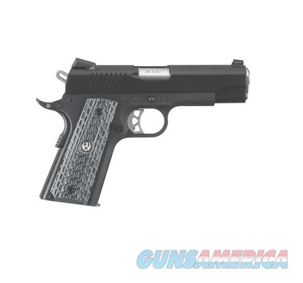 """Ruger SR1911 Lightweight Commander .45 ACP 4.25"""" 7 RD 6720   Guns > Pistols > Ruger Semi-Auto Pistols > 1911"""