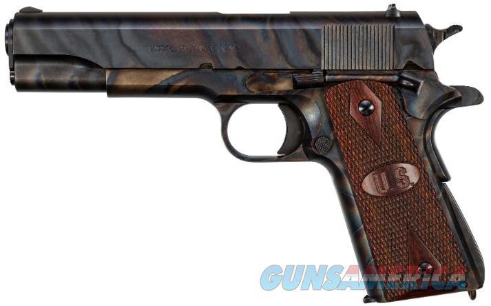 "Auto Ordnance 1911A1 Case Hardened .45 ACP 5"" 1911GCH   Guns > Pistols > Auto Ordnance Pistols"