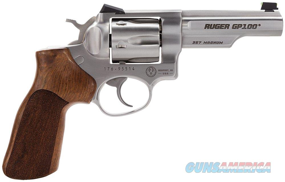 "Ruger GP100 Match Champion .357 Mag 4.2"" SS 1754   Guns > Pistols > Ruger Double Action Revolver > GP100"