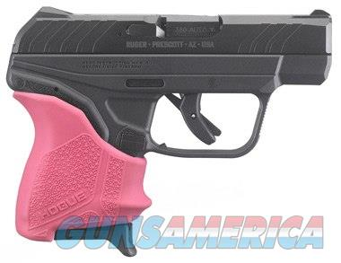"Ruger LCP II .380 ACP 2.75"" PINK Hogue 6 Rds 3777   Guns > Pistols > Ruger Semi-Auto Pistols > LCP"