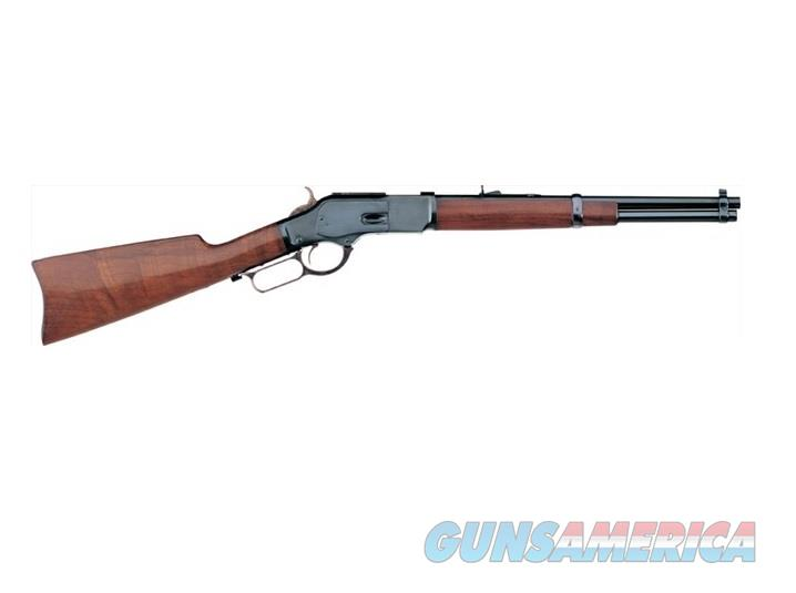 "Uberti 1873 Trapper .357 Mag 16.125"" Walnut 342435   Guns > Rifles > Uberti Rifles > Lever Action"