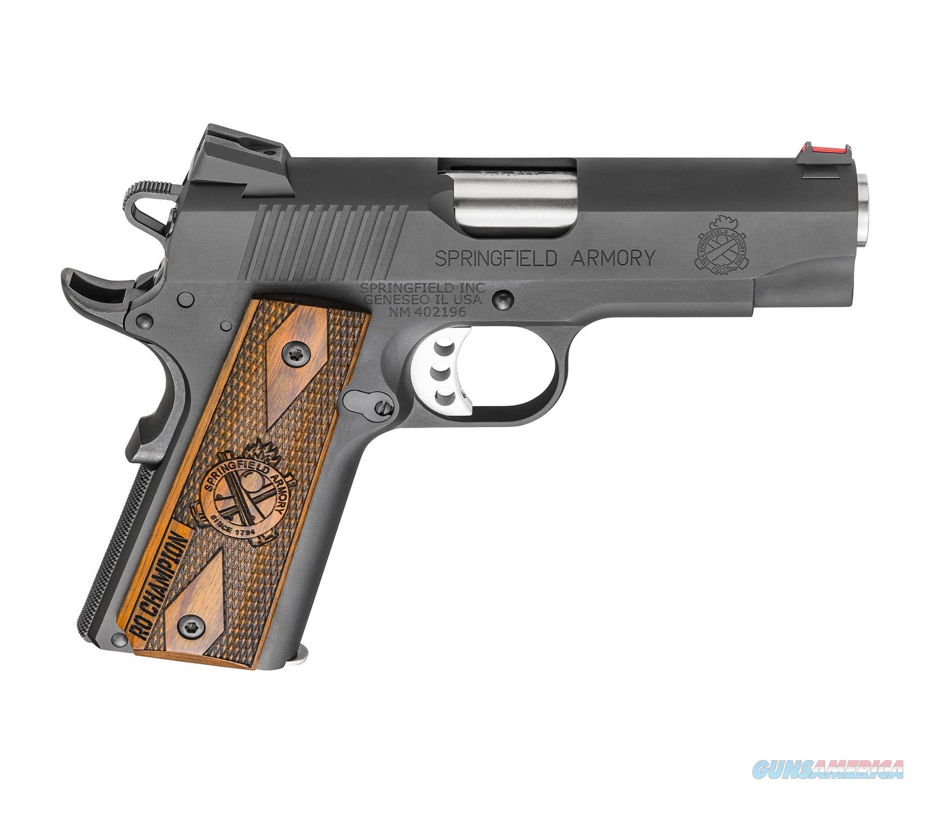 Springfield 1911 Range Officer Champion 9mm PI9137L   Guns > Pistols > Springfield Armory Pistols > 1911 Type