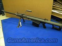 Barrett Model 82 A1 Semi-Auto in 50 BMG  Barrett Rifles